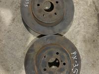 Передние тормозные диски на Lexus rx350 из японии за 20 000 тг. в Алматы