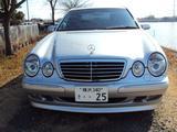 Mercedes-Benz E 320 2001 года за 4 150 000 тг. в Владивосток – фото 2