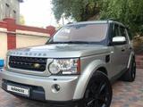 Land Rover Discovery 2010 года за 12 500 000 тг. в Алматы