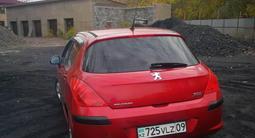 Peugeot 308 2008 года за 2 300 000 тг. в Караганда – фото 2