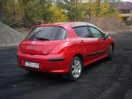 Peugeot 308 2008 года за 2 300 000 тг. в Караганда – фото 8