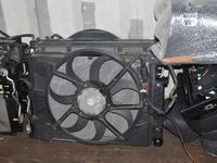 Дифузор с вентилятором охлаждения на мерседес S550 W221 за 3 000 тг. в Алматы