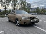 Hyundai Elantra 2002 года за 1 450 000 тг. в Нур-Султан (Астана) – фото 2
