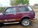 ВАЗ (Lada) 2121 Нива 2000 года за 750 000 тг. в Кокшетау – фото 2