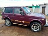 ВАЗ (Lada) 2121 Нива 2000 года за 750 000 тг. в Кокшетау – фото 5