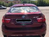 BMW X6 2009 года за 8 500 000 тг. в Караганда – фото 2