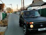 ВАЗ (Lada) 2121 Нива 2002 года за 1 300 000 тг. в Талдыкорган – фото 2