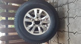 Комплект дисков LC-100, 200 с зимней резиной за 150 000 тг. в Алматы