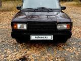 ВАЗ (Lada) 2107 2008 года за 460 000 тг. в Караганда – фото 3