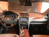 Toyota Camry 2012 года за 8 200 000 тг. в Караганда – фото 5