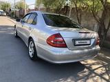 Mercedes-Benz E 500 2004 года за 4 500 000 тг. в Алматы – фото 5