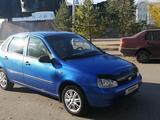 ВАЗ (Lada) Kalina 1118 (седан) 2007 года за 980 000 тг. в Костанай – фото 2