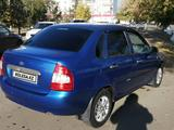 ВАЗ (Lada) Kalina 1118 (седан) 2007 года за 980 000 тг. в Костанай – фото 4
