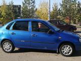 ВАЗ (Lada) Kalina 1118 (седан) 2007 года за 980 000 тг. в Костанай – фото 5