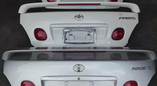 Крышка багажника на Лексус gs300 160-й кузов за 20 000 тг. в Алматы