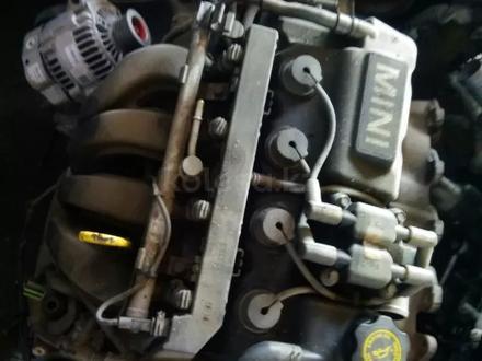 Двигатель 1.6см привозной в наличии Mini Cooper за 160 000 тг. в Алматы – фото 3