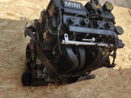 Двигатель 1.6см привозной в наличии Mini Cooper за 160 000 тг. в Алматы – фото 10