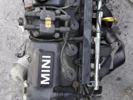 Двигатель 1.6см привозной в наличии Mini Cooper за 160 000 тг. в Алматы – фото 4