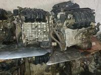 Контрактный двигатель из Японии на Nissan almera, primera p12 qr20 за 215 000 тг. в Алматы