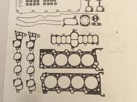 Ремкопмлект двигателя 5.4L sohs Ford Lincoln за 45 000 тг. в Алматы