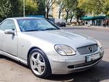 Mercedes-Benz SLK 230 2000 года за 1 700 000 тг. в Алматы – фото 4
