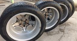 Диск с шинами за 200 000 тг. в Шымкент – фото 2
