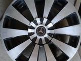 R17 Диски Мерседес/mercedes универсальные (10-ти дырые) made in japan. за 70 000 тг. в Шымкент – фото 5