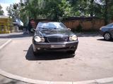 Mercedes-Benz C 220 2003 года за 2 100 000 тг. в Алматы – фото 5