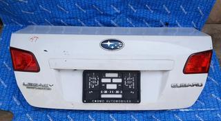 Крышка багажника на Legacy BM за 333 тг. в Алматы
