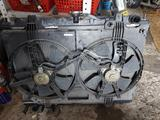 Диффузор радиатора с вентиляторами в сборе на Ниссан Икс-Трэил Т30… за 30 000 тг. в Алматы – фото 2