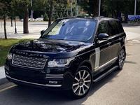 Land Rover Range Rover 2014 года за 23 500 000 тг. в Алматы