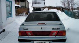 ВАЗ (Lada) 2115 (седан) 2005 года за 700 000 тг. в Нур-Султан (Астана) – фото 4