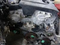 Двигатель Infiniti fx35 (инфинити фх35) за 999 тг. в Алматы
