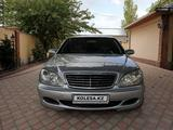 Mercedes-Benz S 350 2003 года за 3 500 000 тг. в Шымкент