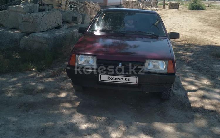 ВАЗ (Lada) 21099 (седан) 2000 года за 570 000 тг. в Кызылорда
