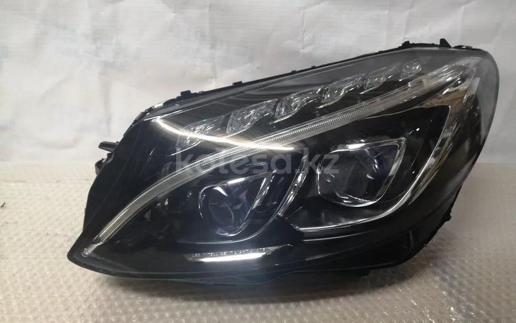 Фара Full LED левая для Mercedes/Мерседес C class w205 c205 за 290 000 тг. в Алматы