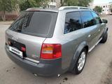 Audi A6 allroad 2003 года за 2 900 000 тг. в Петропавловск – фото 4