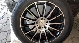 Оригинальные диски Mersedes Benz G class w464 AMG за 700 000 тг. в Алматы