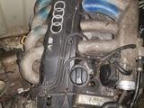 Двигатель на Audi a3 объём 1.8, коробка механика в Алматы – фото 2
