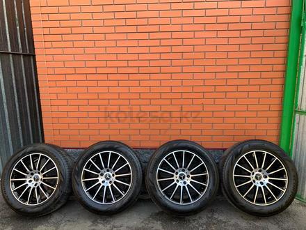 Оригинал диски с резиной мерседес G Klass модель 2019 за 1 350 000 тг. в Алматы – фото 21