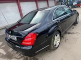 Mercedes-Benz S 600 2008 года за 11 000 000 тг. в Уральск – фото 4