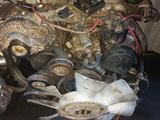 Двигатель мицубиси потджера 3.0 за 3 555 тг. в Алматы – фото 2