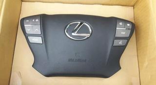Airbag srs руль подушка безопасности Лексус лх570 за 1 000 тг. в Алматы