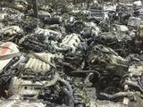 Ажеро Бегемот 6g75 3.8 двигатель кпп привозные контрактные с гарантией за 730 000 тг. в Караганда – фото 2