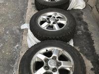 Dunlop 275 60 r18 за 250 000 тг. в Алматы