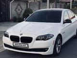 BMW 528 2011 года за 9 500 000 тг. в Шымкент