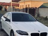 BMW 528 2011 года за 9 500 000 тг. в Шымкент – фото 2