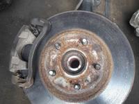 Тормозные диски передние Toyota Highlander за 8 000 тг. в Алматы