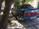 ВАЗ (Lada) 2115 (седан) 2005 года за 480 000 тг. в Тараз – фото 4