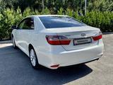 Toyota Camry 2015 года за 8 500 000 тг. в Алматы – фото 4